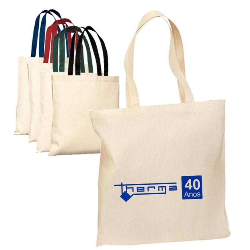 475a242e7 sacolas em algodão personalizada preço Santa Luzia