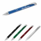 caneta personalizada com o nome da empresa preço Bixiga