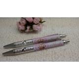 caneta personalizada com adesivo