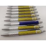 canetas personalizadas com adesivos Copacabana