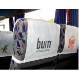 capa de cadeira em tecido preço Bixiga