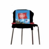 capa de cadeira tecido para evento preço Taboão da Serra