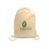 comprar mochila saco personalizada atacado Barra Mansa