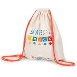 comprar mochila saco personalizada com logo preço Goiás