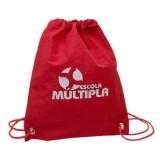 comprar mochila saco personalizada em atacado valor Patos de Minas