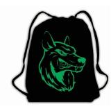 comprar mochila saco personalizada em grande quantidade preço Taboão da Serra