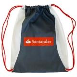 comprar mochila saco personalizada preço Taboão da Serra