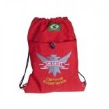 mochila saco nylon personalizada preço Mandaqui