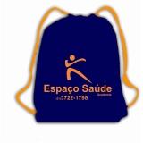 mochila saco personalizada Pirapora do Bom Jesus