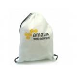 mochila saco promocional personalizada