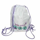 mochilas sacolas personalizadas em PVC Barra Funda