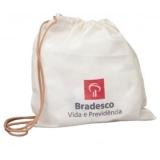 onde encontro mochila saco promocional personalizada em atacado Patos de Minas