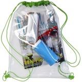 orçamento de mochila sacolas personalizada em pvc Ribeirão das Neves