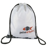 orçamento de saco mochila em nylon Santa Cecília