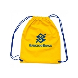 procuro comprar mochila saco personalizada para empresa Gávea
