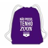procuro comprar mochila saco personalizada Vila Guilherme