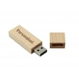 procuro comprar pendrive personalizado madeira Embu