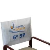 procuro fabricante de capa de cadeira de escritório Governador Valadares