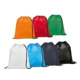 quanto custa mochila saco promocional personalizada em atacado Barra Funda