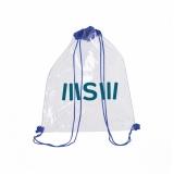 mochila sacolas personalizada em pvc