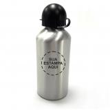 squeeze personalizado alumínio