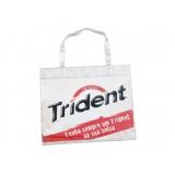 venda de sacolas personalizadas de plástico valor Mandaqui