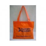 venda de sacolas personalizadas para feiras e eventos valor Jardim Paulistano