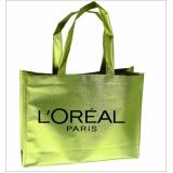 venda de sacolas personalizadas tnt valor Itaim Bibi