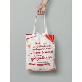 venda de sacolas personalizadas valor Aclimação