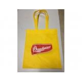 venda de sacolas tnt para brindes Limão