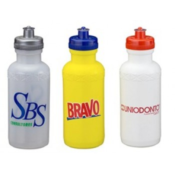 Brindes Promcionais - Squeezes de Plástico 500 ML - 7092