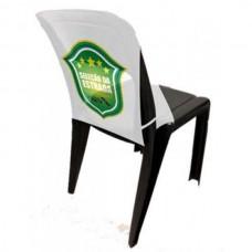 Capa de Cadeira em TNT Personalizada CP-04