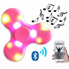 Spinner Anti-Stress Plástico com Led e Bluetooth